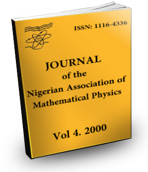 Volume 4 Journal Nigerian Association of Mathematical physics